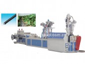 DGD labyrinth type drip irrigation tape production line
